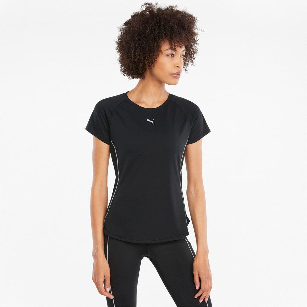 Изображение Puma Футболка COOLADAPT Short Sleeve Women's Running Tee #1