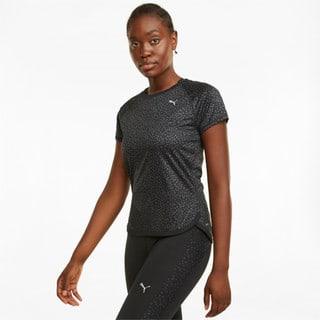 Изображение Puma Футболка Graphic Short Sleeve Women's Running Tee