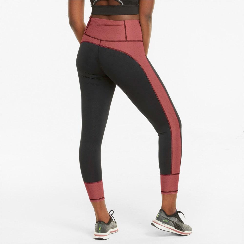 Изображение Puma Леггинсы Graphic 7/8 Women's Running Leggings #2