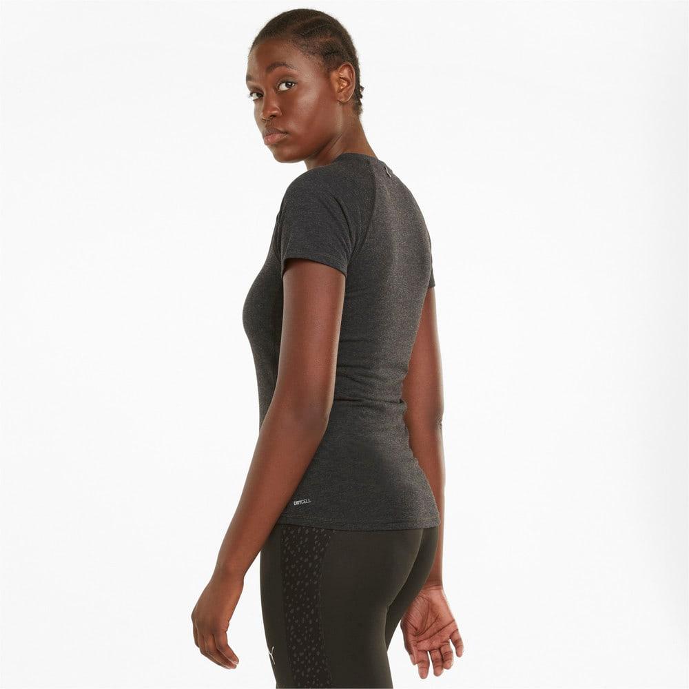 Зображення Puma Футболка Wool Short Sleeve Women's Running Tee #2: Puma Black Heather