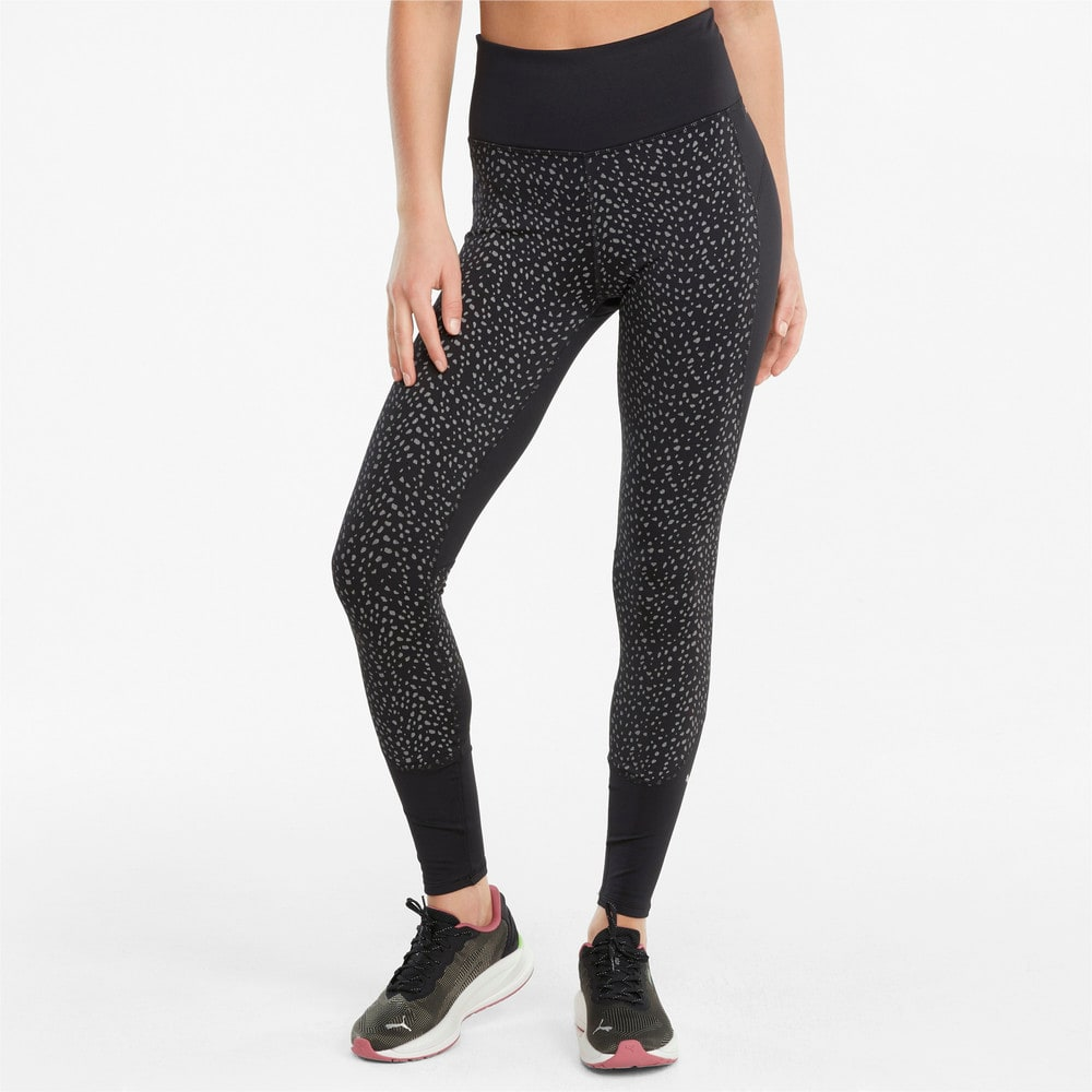 Зображення Puma Легінси High Waist Full-Length Women's Running Leggings #1: Puma Black