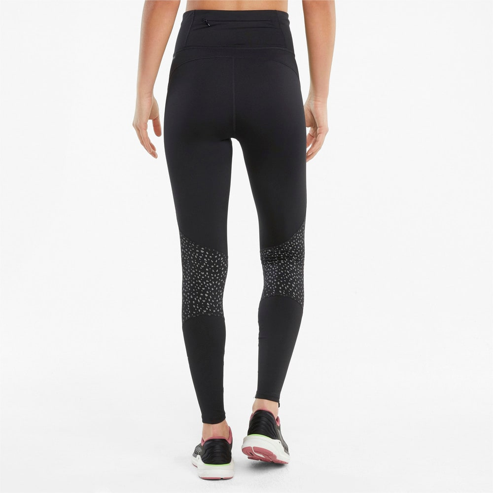 Зображення Puma Легінси High Waist Full-Length Women's Running Leggings #2: Puma Black