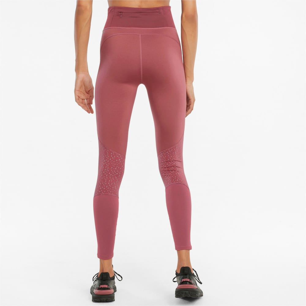 Görüntü Puma Yüksek Bel Tam Boy Kadın Koşu Taytı #2