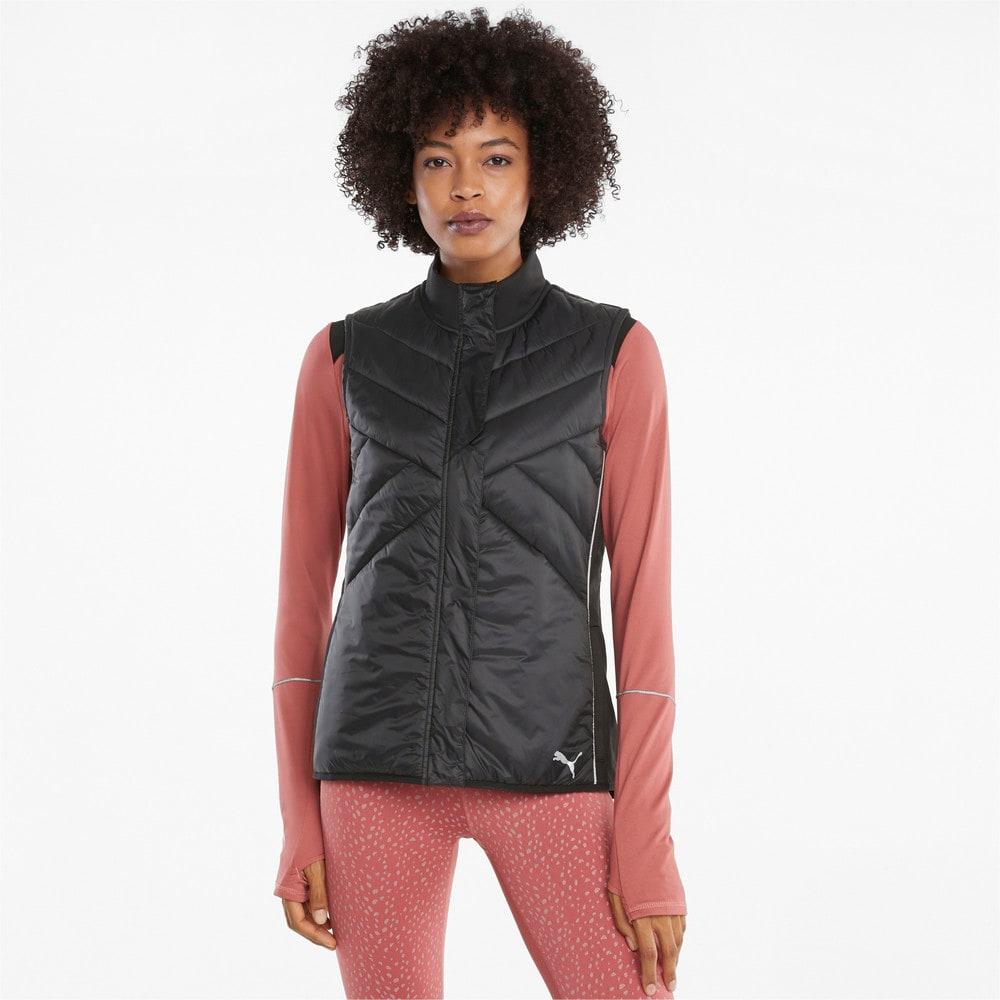 Изображение Puma Жилет Elevated Padded Women's Running Vest #1: Puma Black