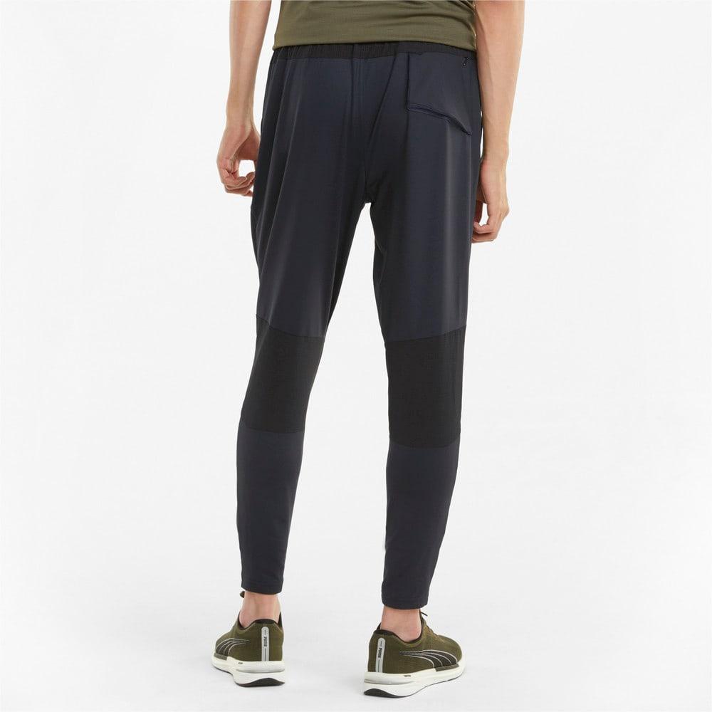 Изображение Puma Штаны COOLADAPT Tapered Men's Running Pants #2: Puma Black