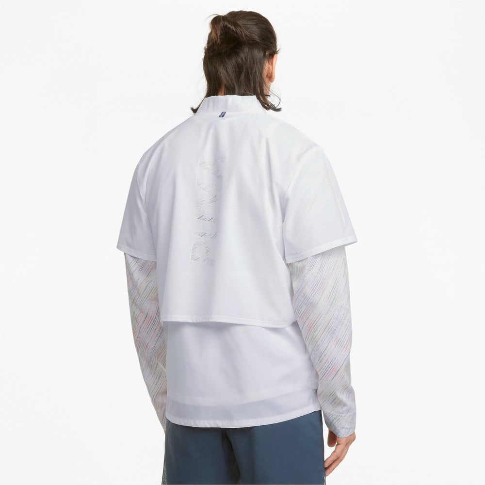 Изображение Puma Олимпийка Woven Ultra Men's Running Jacket #2
