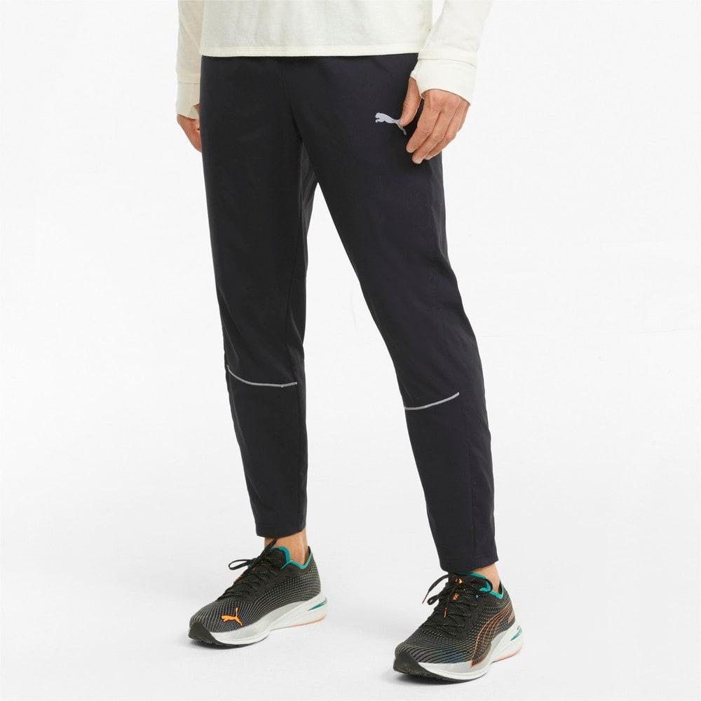 Görüntü Puma Tapered Erkek Koşu Pantolon #1