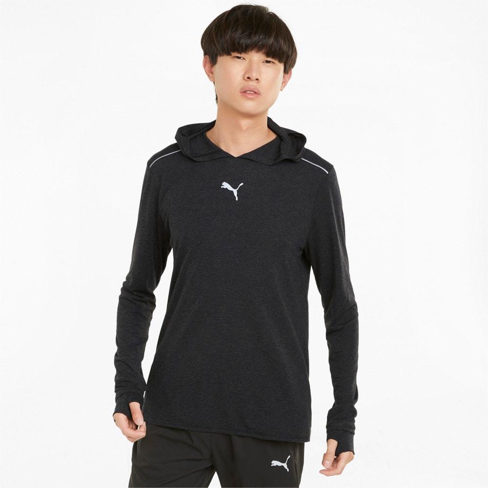 Изображение Puma Олимпийка Wool Men's Running Midlayer #1: Puma Black