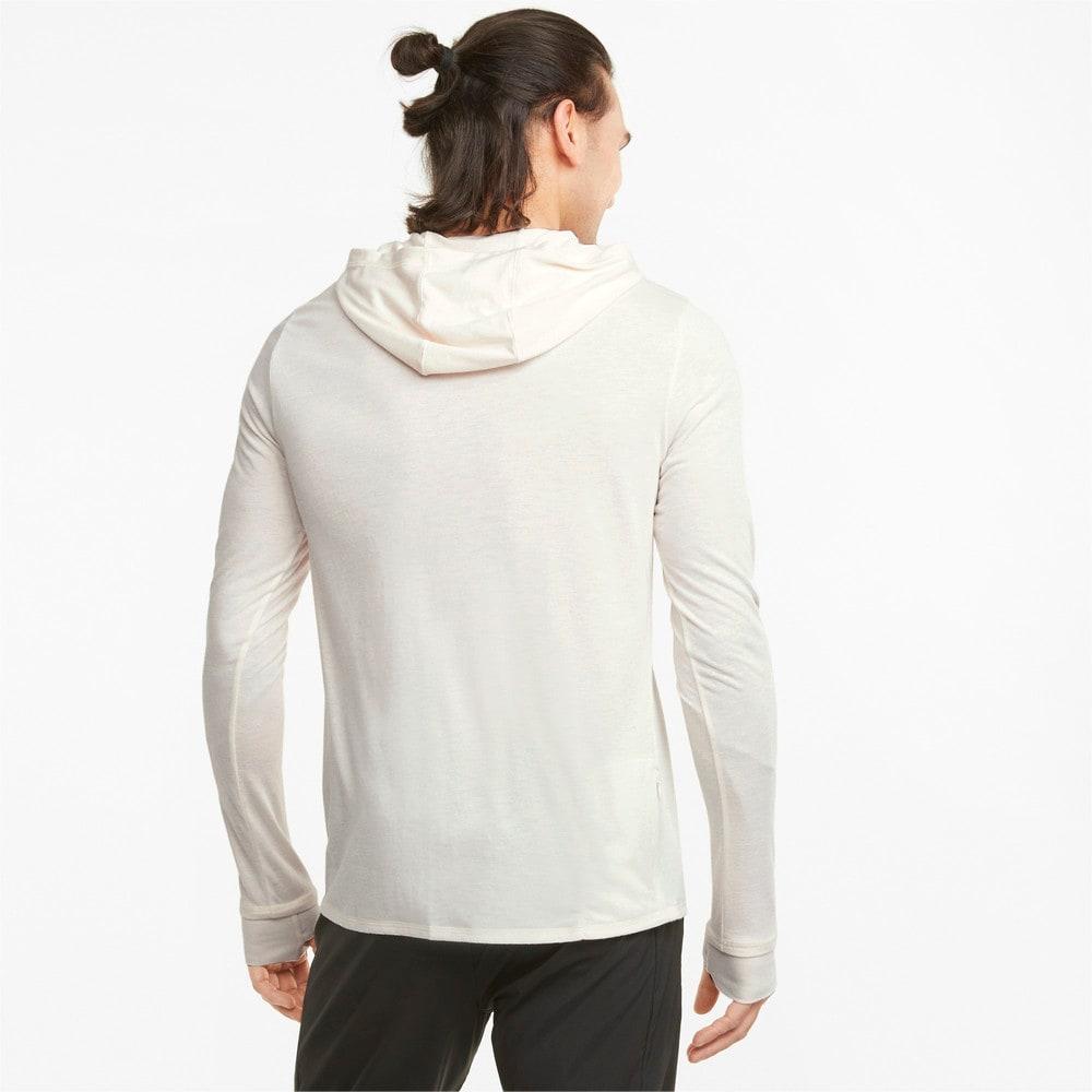 Изображение Puma Олимпийка Wool Men's Running Midlayer #2: Ivory Glow Heather
