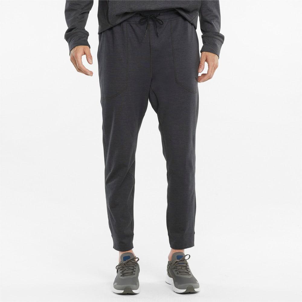 Изображение Puma Штаны CLOUDSPUN Men's Training Pants #1: Puma Black Heather