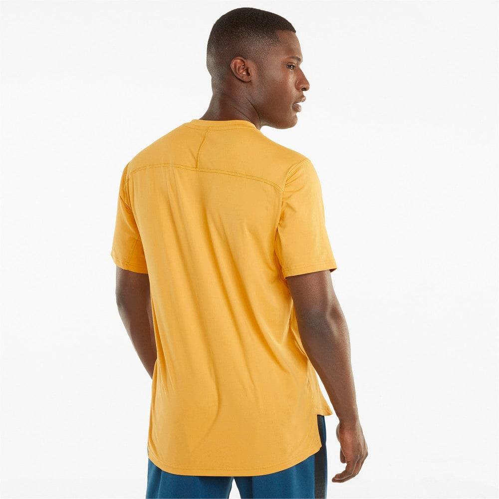 Зображення Puma Футболка CLOUDSPUN BND Short Sleeve Men's Training Tee #2: Mineral Yellow