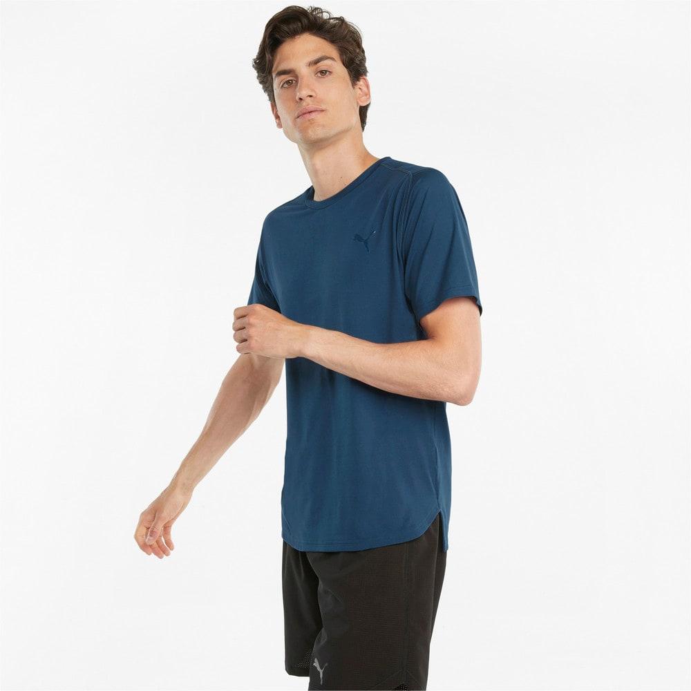 Изображение Puma Футболка CLOUDSPUN BND Short Sleeve Men's Training Tee #1: Intense Blue