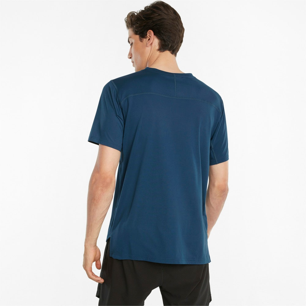 Изображение Puma Футболка CLOUDSPUN BND Short Sleeve Men's Training Tee #2: Intense Blue