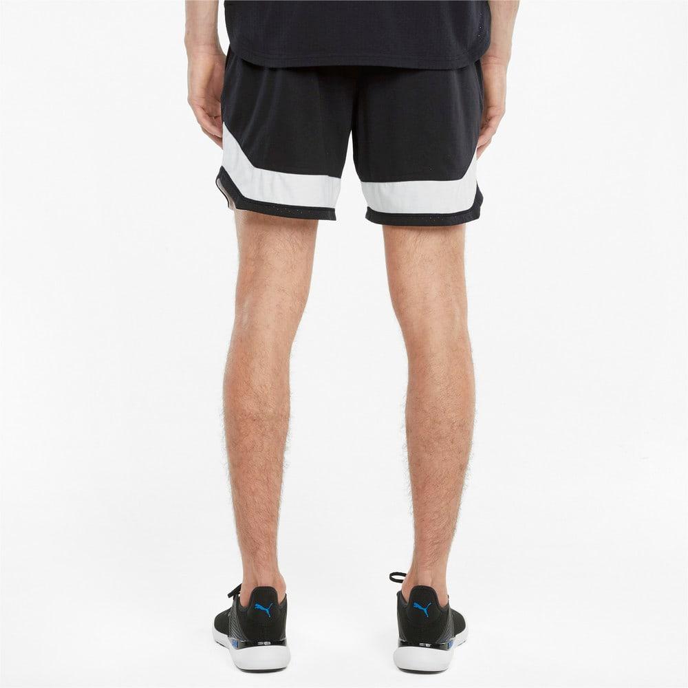 Imagen PUMA Shorts de training de tejido de punto y entrepierna de 18 cm para hombre Vent #2