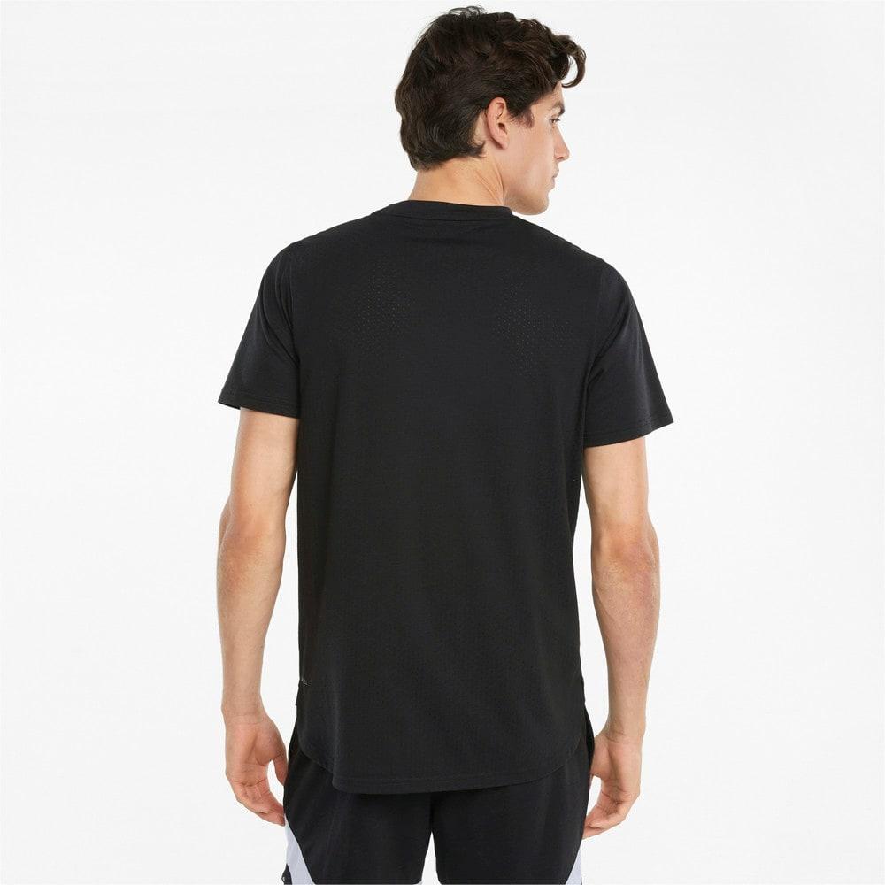 Görüntü Puma Kısa Kollu Erkek Antrenman T-shirt #2