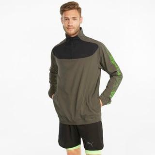 Изображение Puma Олимпийка Woven Half-Zip Men's Training Top