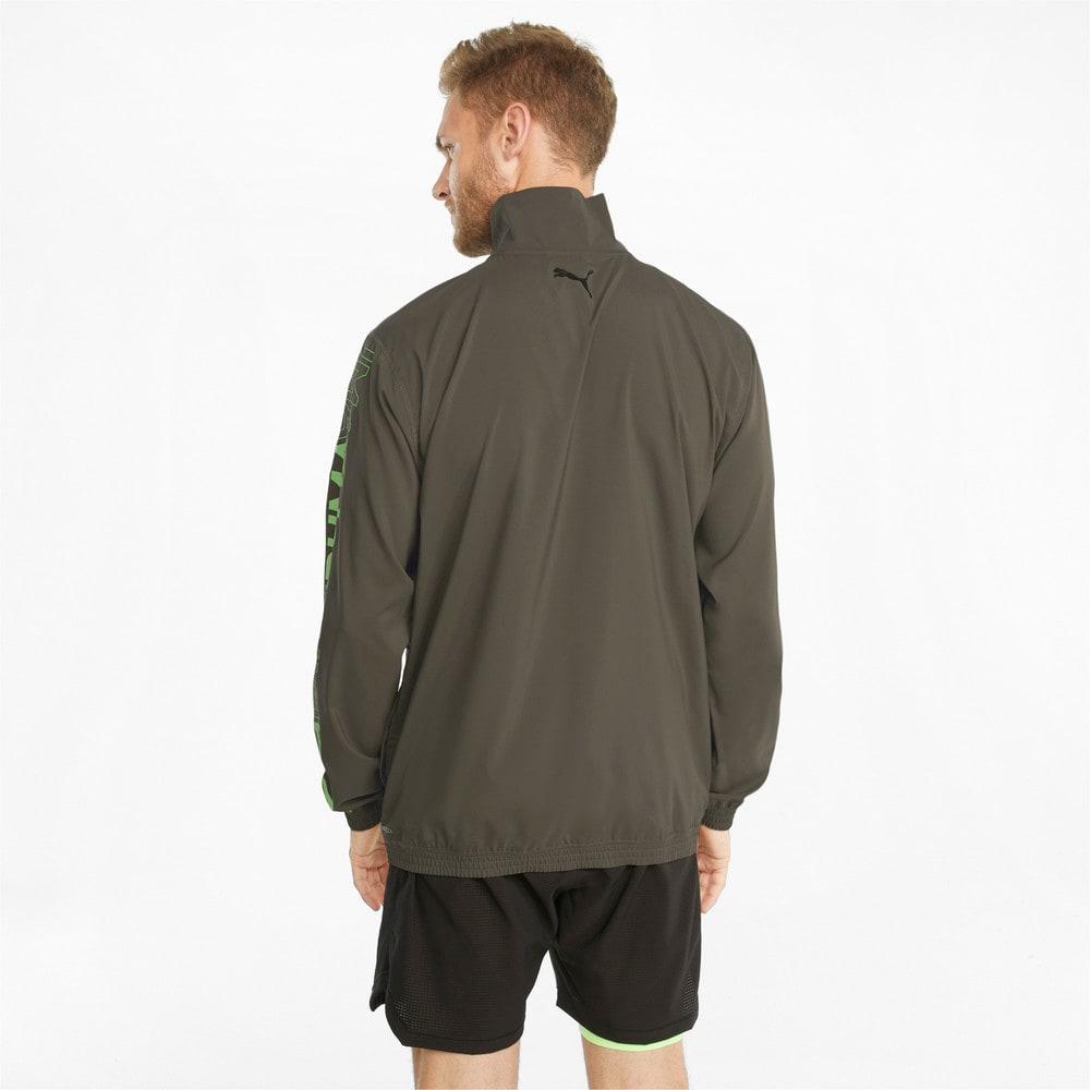 Изображение Puma Олимпийка Woven Half-Zip Men's Training Top #2