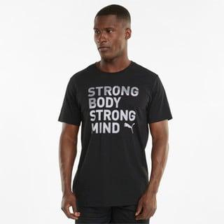 Зображення Puma Футболка Performance Slogan Short Sleeve Men's Training Tee