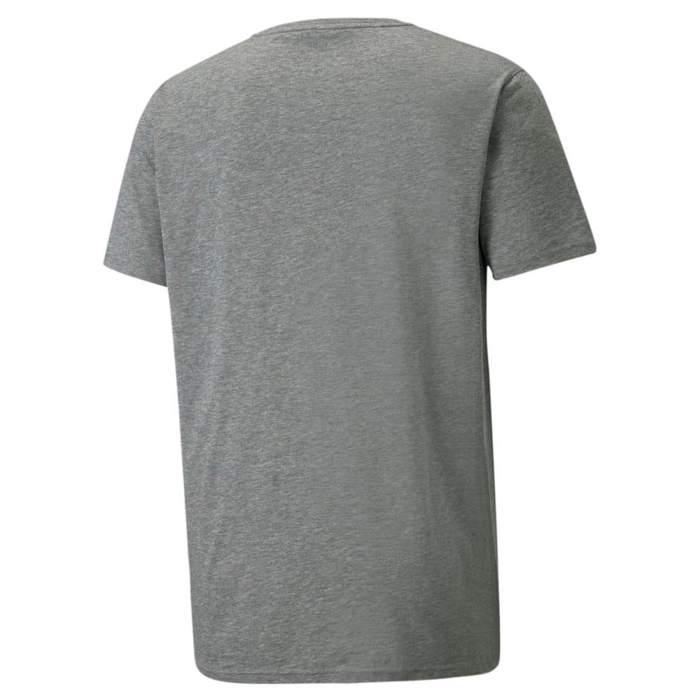 Зображення Puma Футболка Performance Slogan Short Sleeve Men's Training Tee #2: Medium Gray Heather