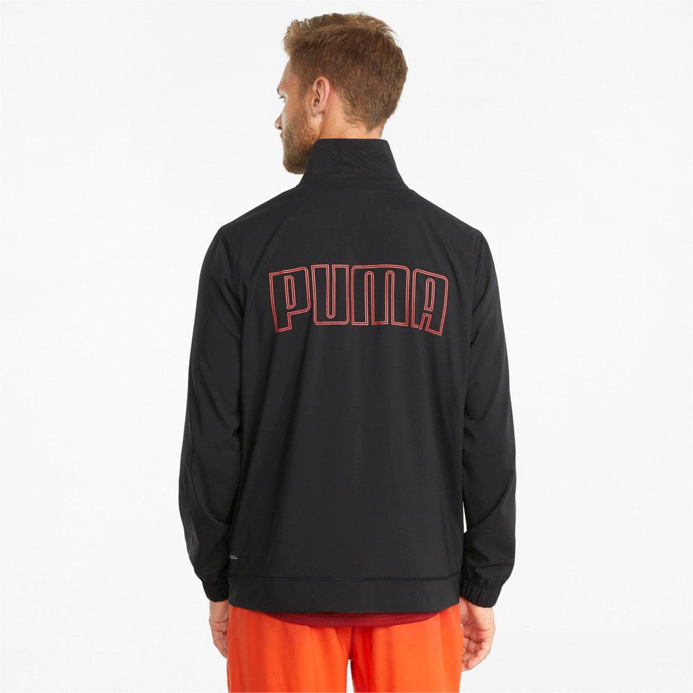 Зображення Puma Олімпійка Fade Men's Training Jacket #2: Puma Black