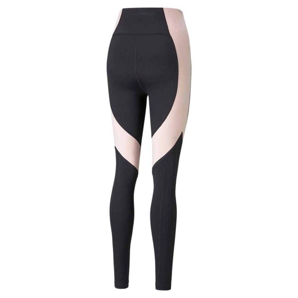 Изображение Puma Леггинсы EVERSCULPT Full-Length Women's Training Leggings #2: Puma Black-Lotus