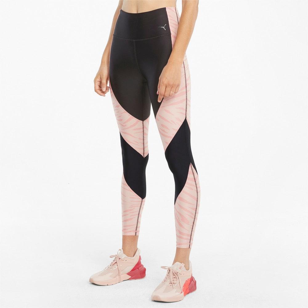 Imagen PUMA Leggings de training con estampado para mujer EVERSCULPT #1