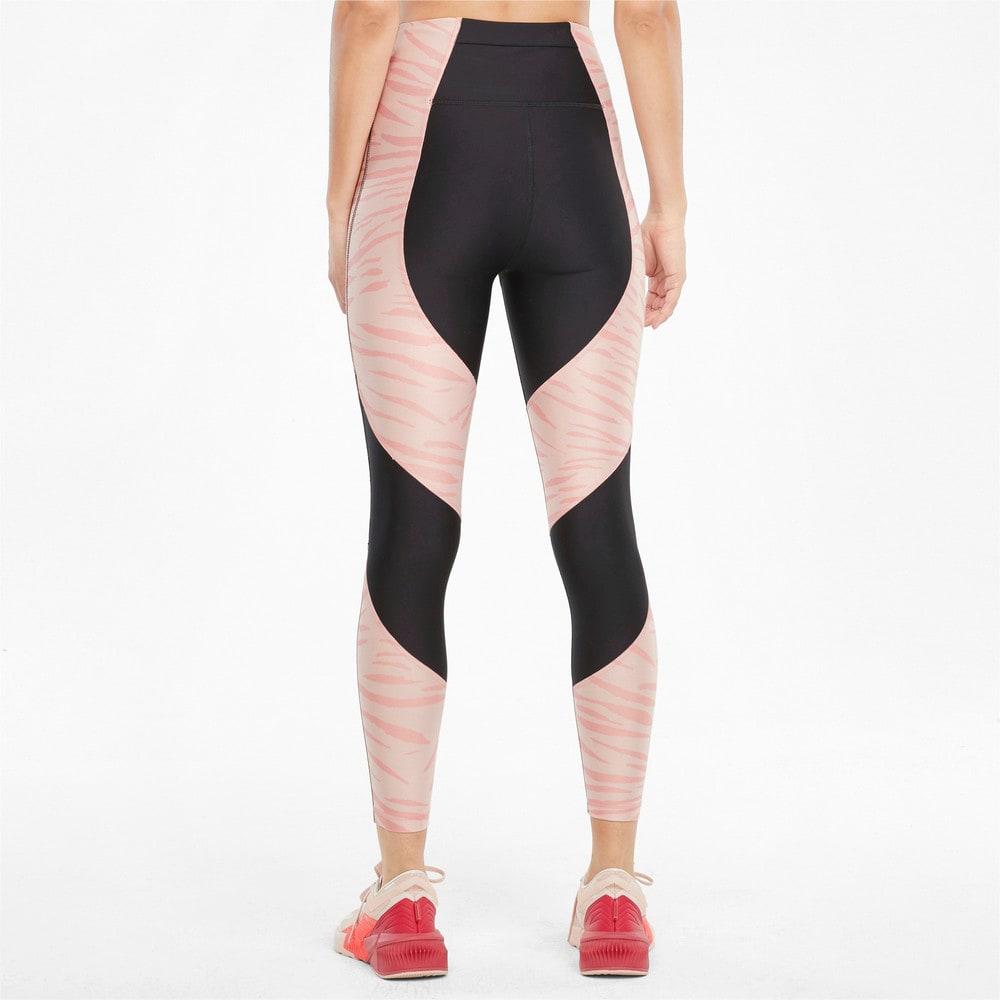 Изображение Puma Леггинсы EVERSCULPT Print Women's Training Leggings #2
