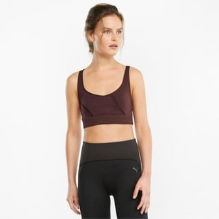 Зображення Puma Бра EXHALE Mesh Curve Women's Training Bra