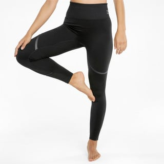 Изображение Puma Леггинсы EXHALE Mesh Curve Women's Training Leggings