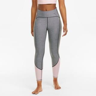 Imagen PUMA Leggings de training de largo 7/ 8 con cintura alta para mujer STUDIO Yogini