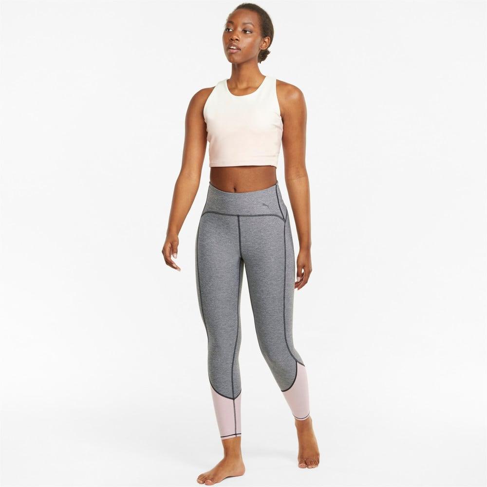 Imagen PUMA Leggings de training de largo 7/ 8 con cintura alta para mujer STUDIO Yogini #2