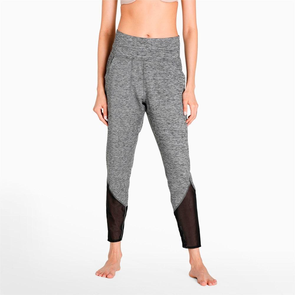 Imagen PUMA Pantalones de training entallados para mujer STUDIO Yogini #2