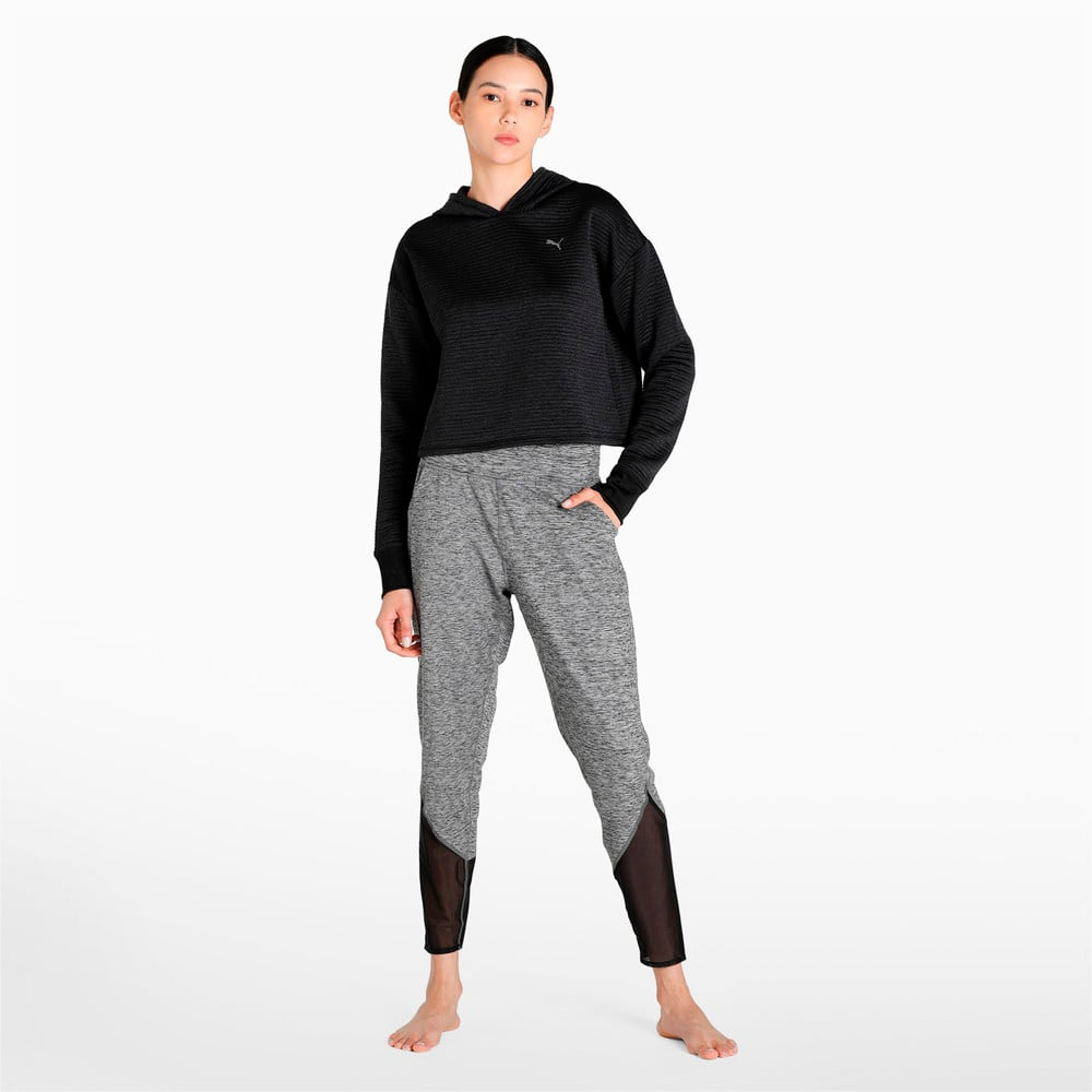 Imagen PUMA Pantalones de training entallados para mujer STUDIO Yogini #1