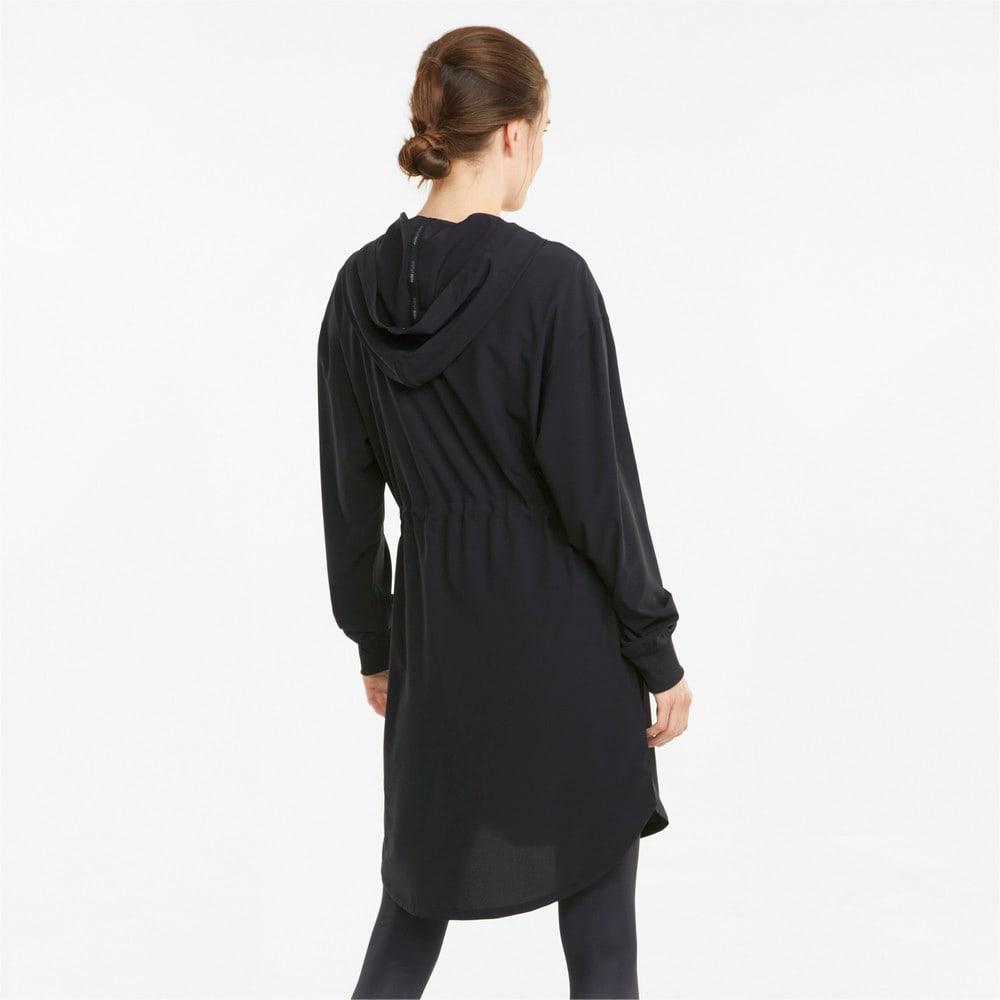 Изображение Puma Куртка STUDIO Flow Women's Training Jacket #2: Puma Black