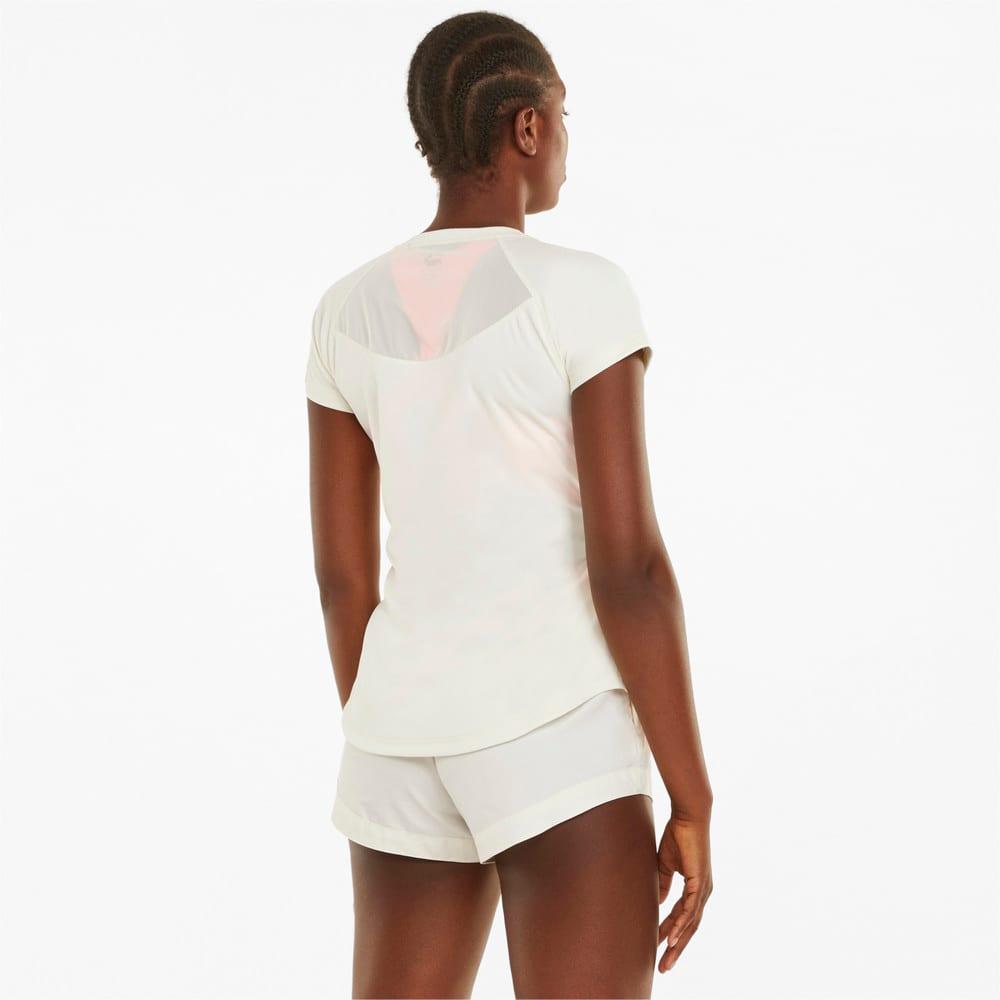 Зображення Puma Футболка PUMA x FIRST MILE High Neck Women's Training Tee #2: Ivory Glow
