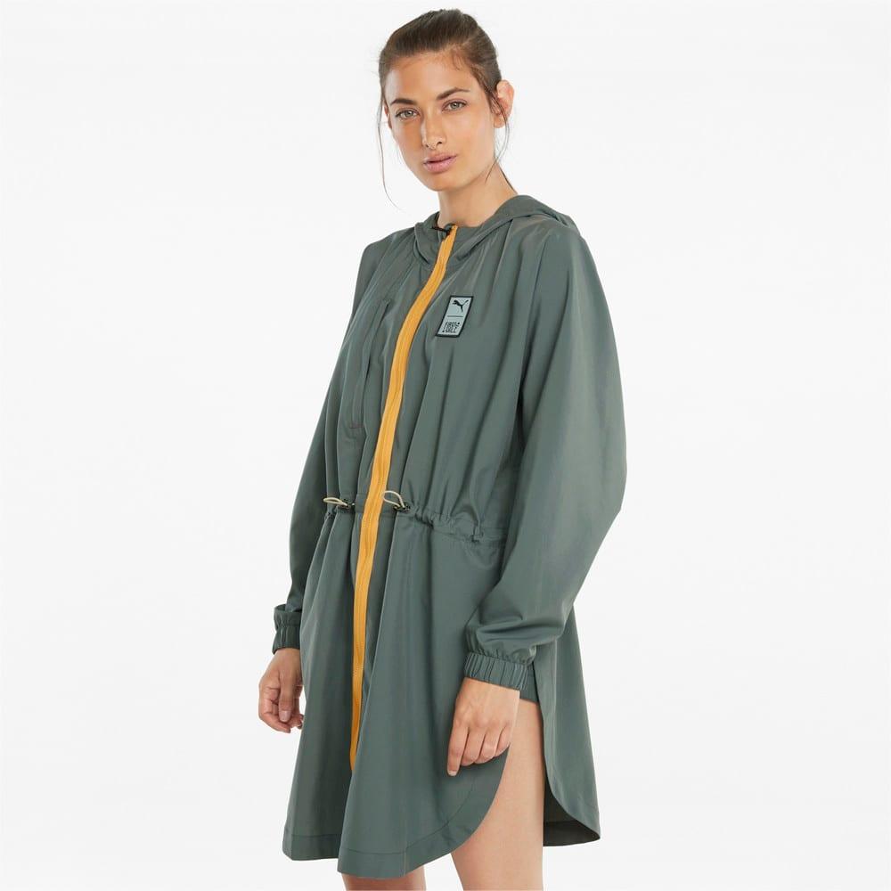 Изображение Puma Куртка PUMA x FIRST MILE Full-Zip Women's Training Poncho #1