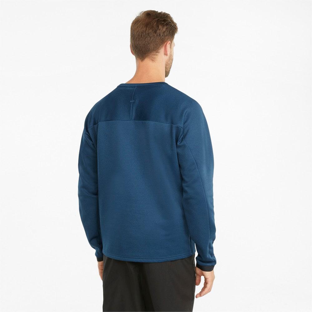 Изображение Puma Толстовка PUMA x FIRST MILE Men's Training Sweatshirt #2: Intense Blue