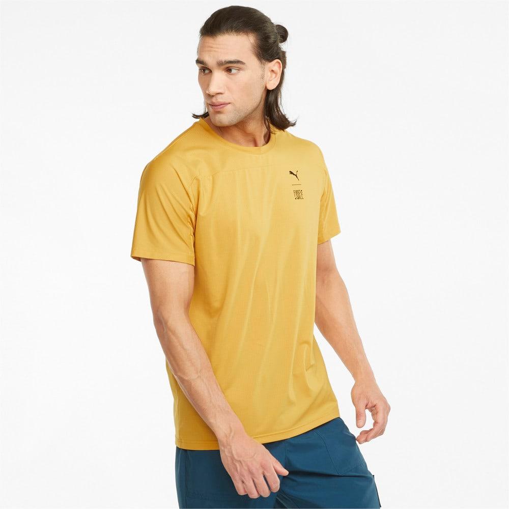 Image PUMA PUMA x FIRST MILE Camiseta Training Masculina #1