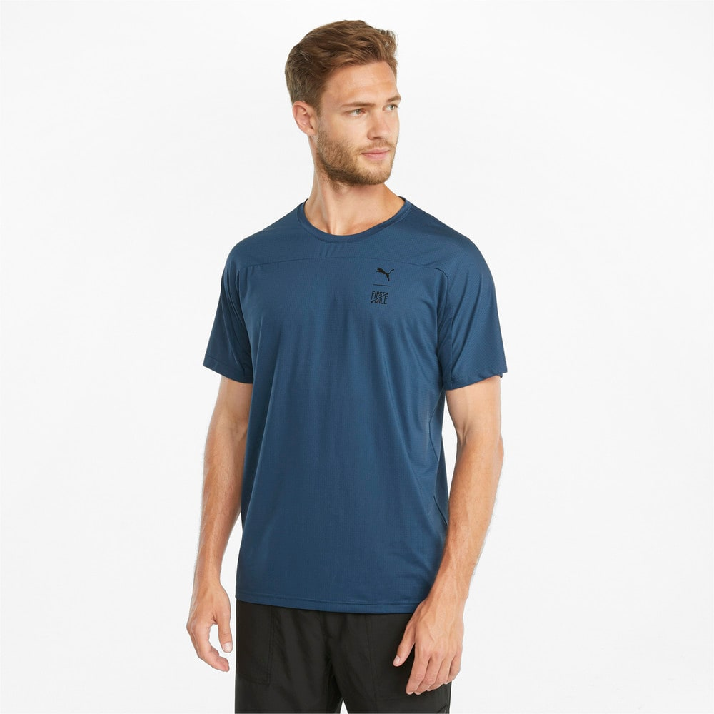 Görüntü Puma PUMA x FIRST MILE Erkek Antrenman T-shirt #1