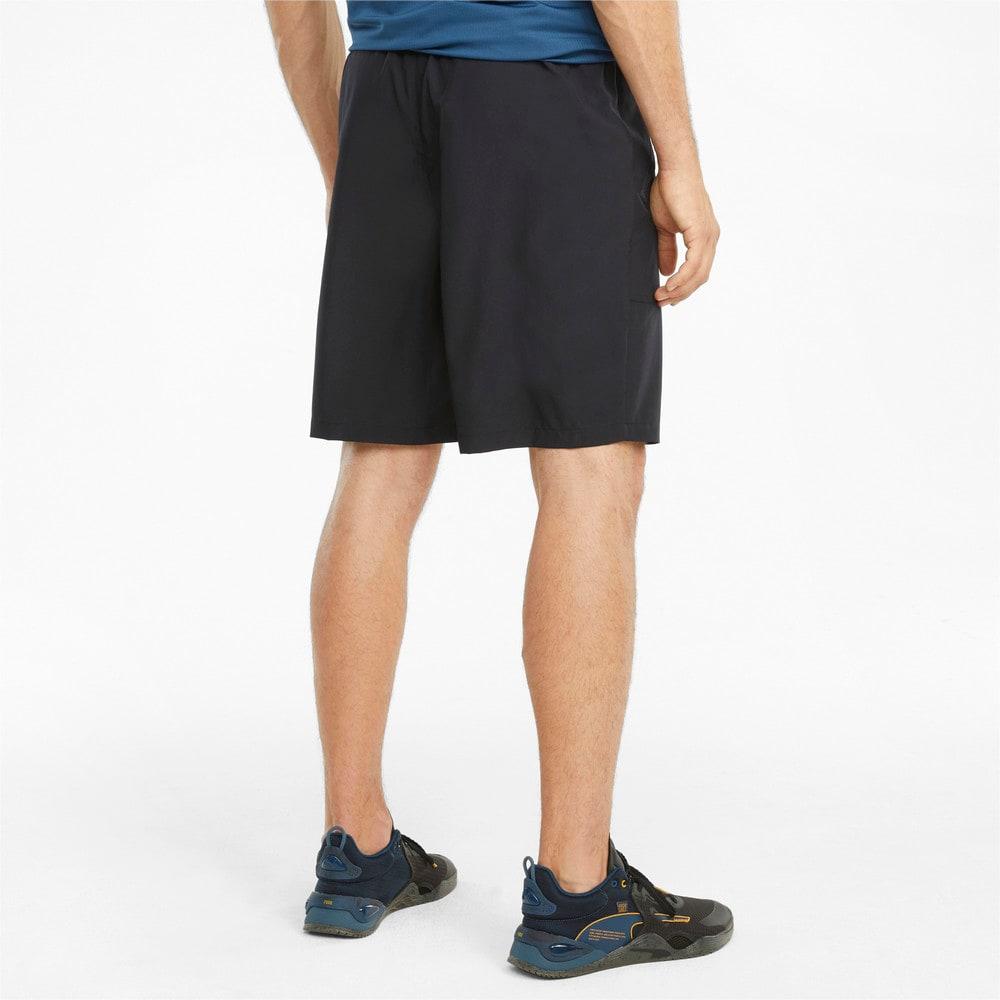 Изображение Puma Шорты PUMA x FIRST MILE Woven Men's Training Shorts #2: Puma Black