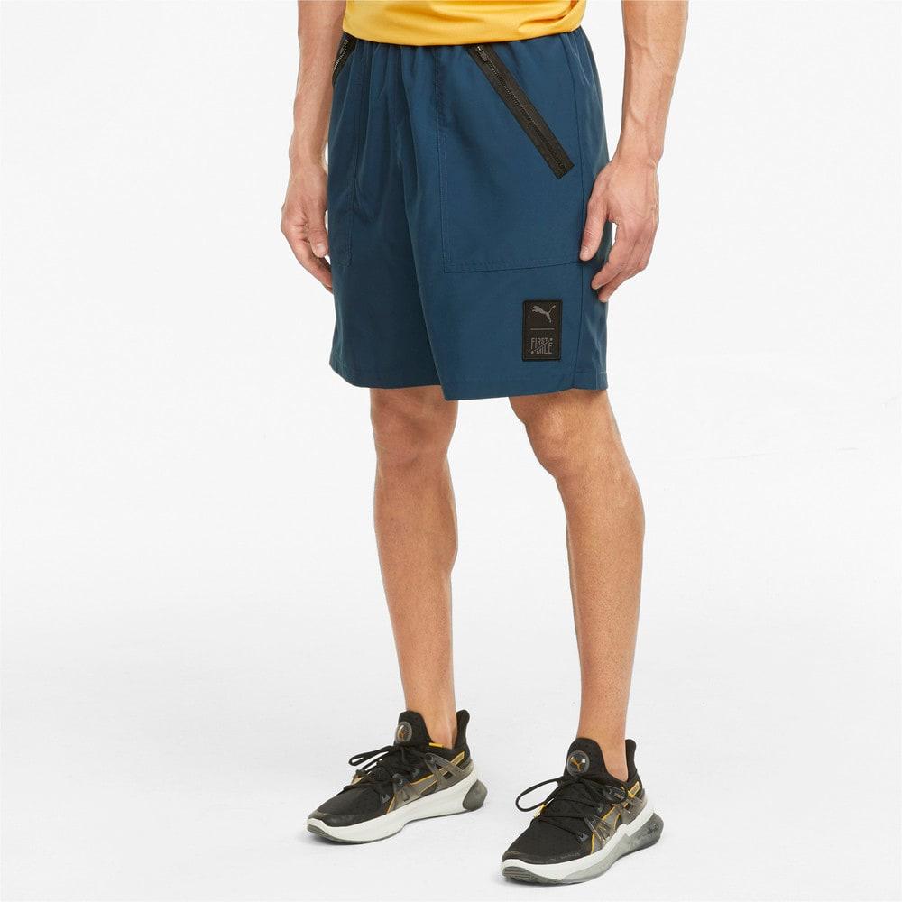 Изображение Puma Шорты PUMA x FIRST MILE Woven Men's Training Shorts #1