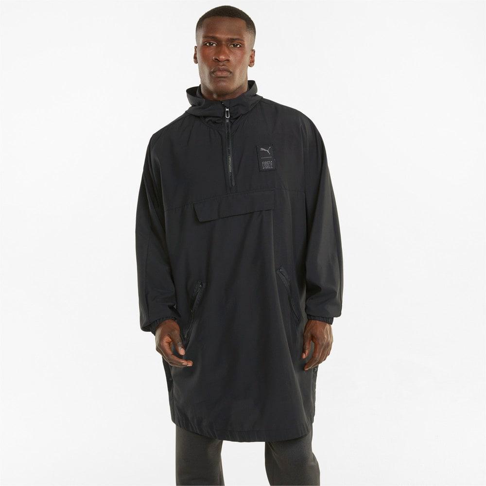 Изображение Puma Куртка PUMA x FIRST MILE Men's Training Poncho #1: Puma Black