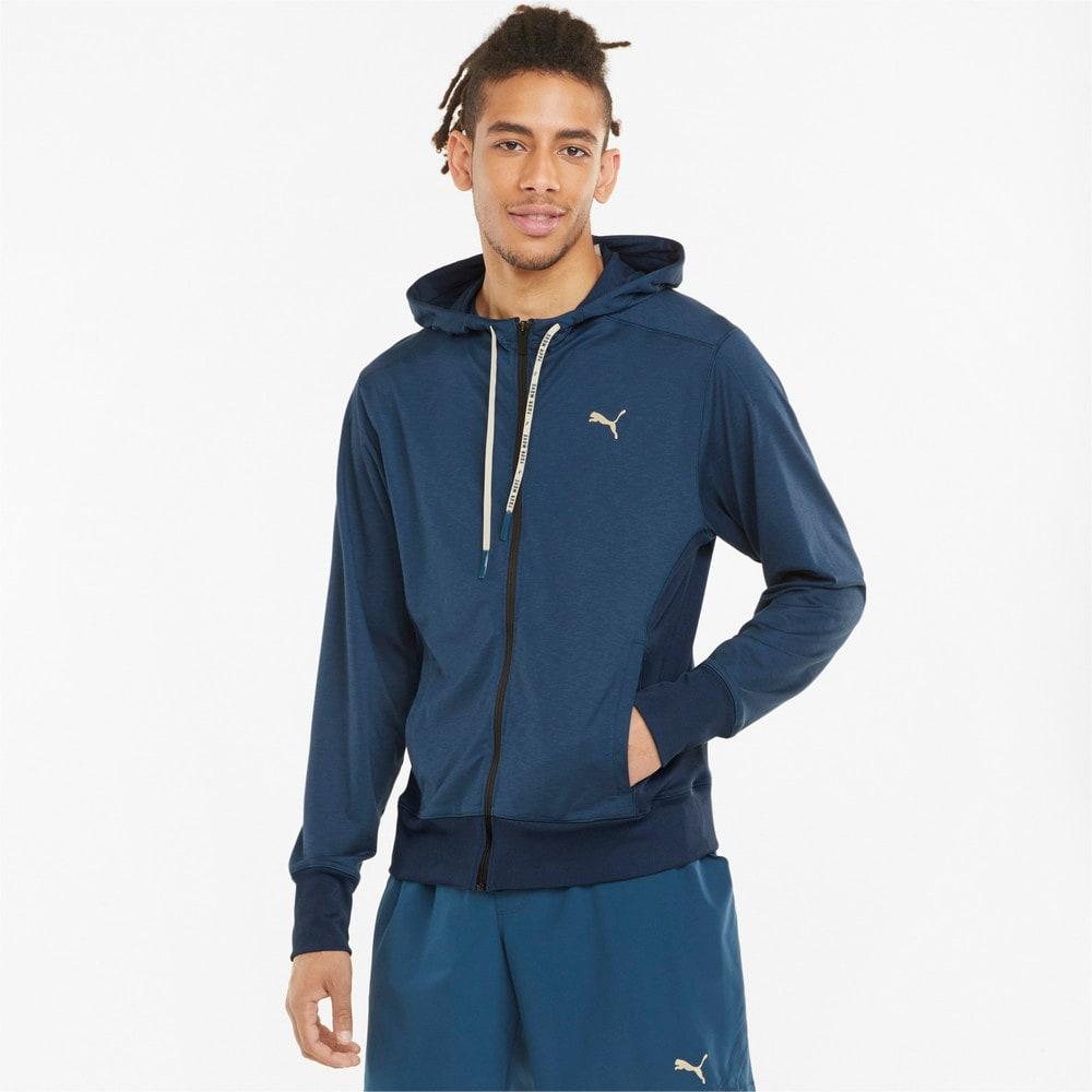 Изображение Puma Олимпийка Studio Yogini Men's Training Jacket #1