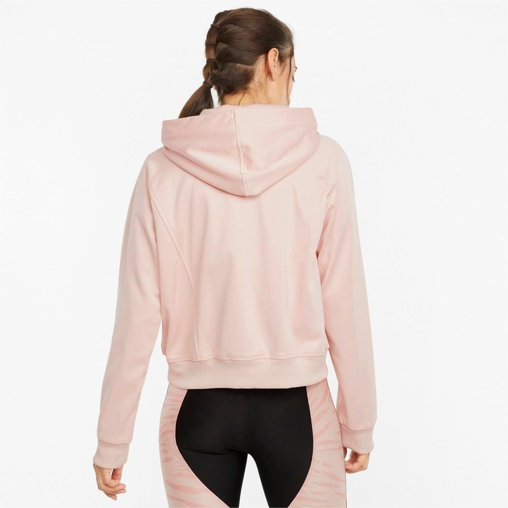 Изображение Puma Толстовка PWR Fleece Women's Full-Zip Sweatshirt #2