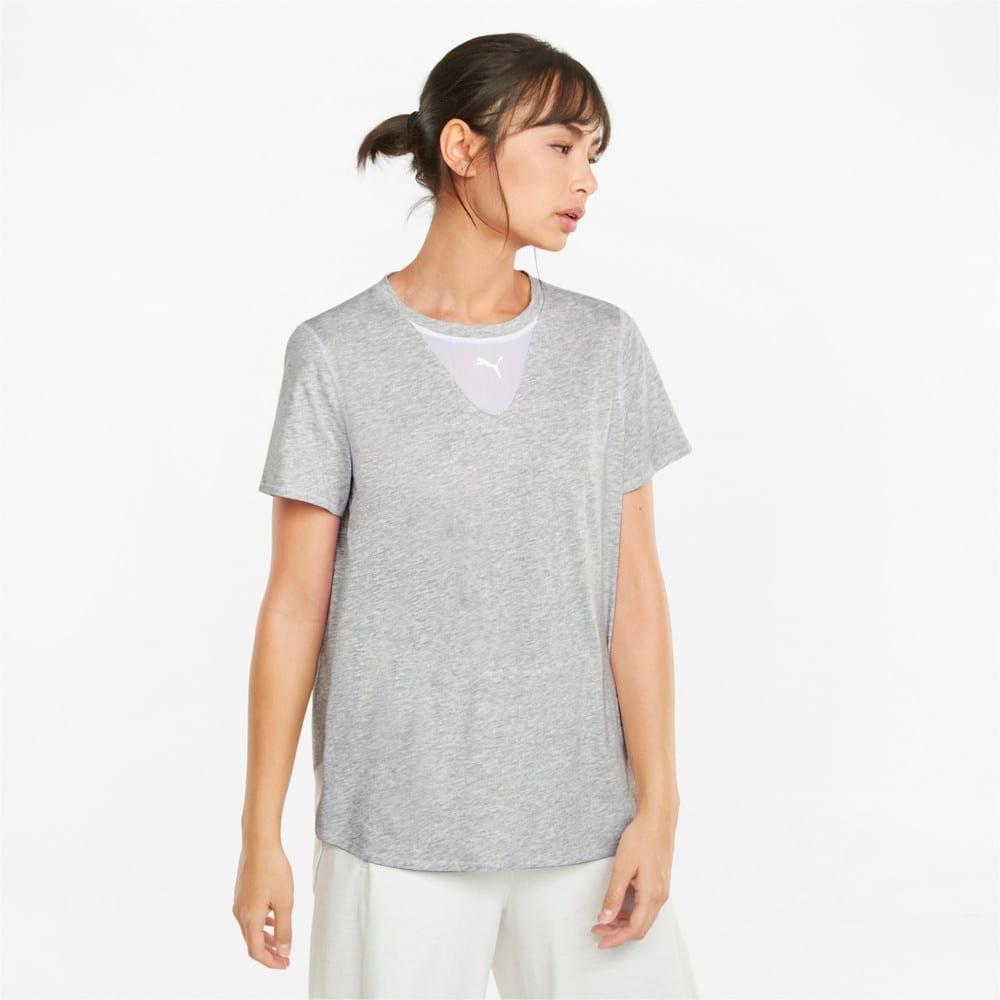 Image PUMA Camiseta Mesh Manga Curta Training Feminina #1
