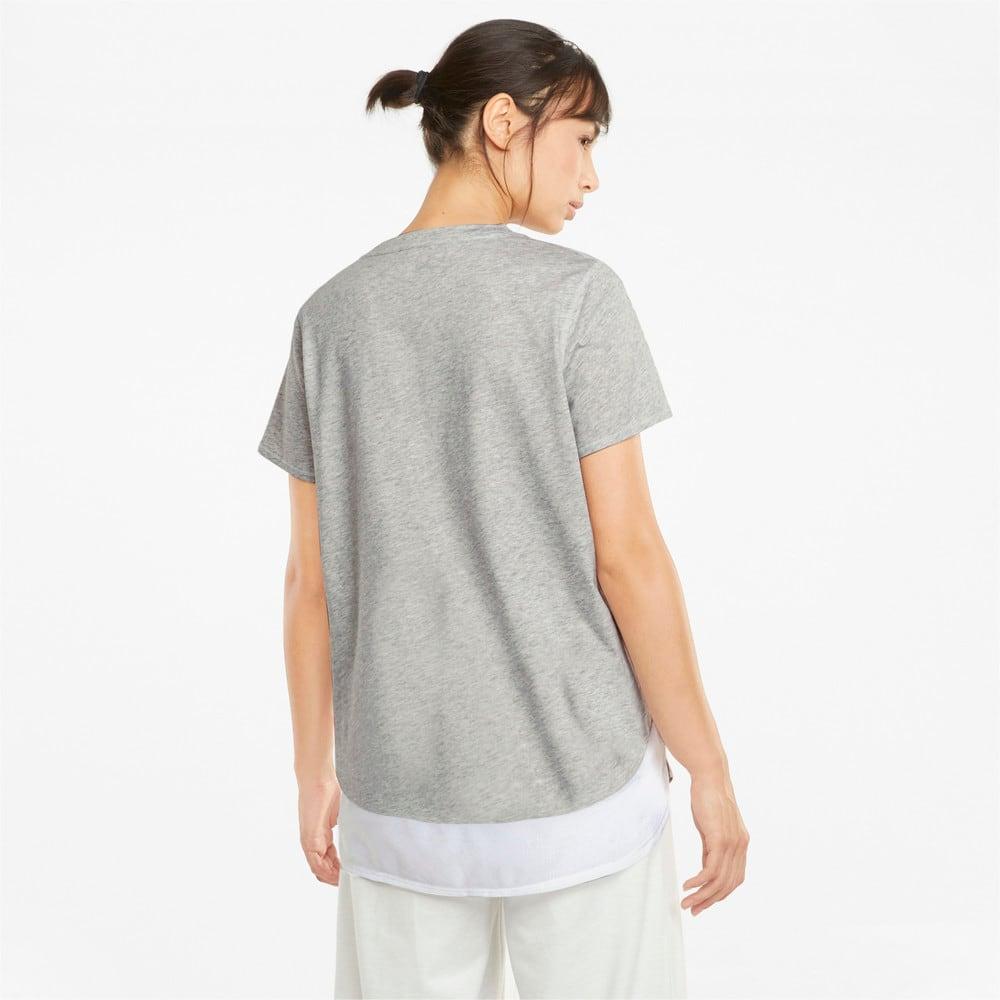 Image PUMA Camiseta Mesh Manga Curta Training Feminina #2