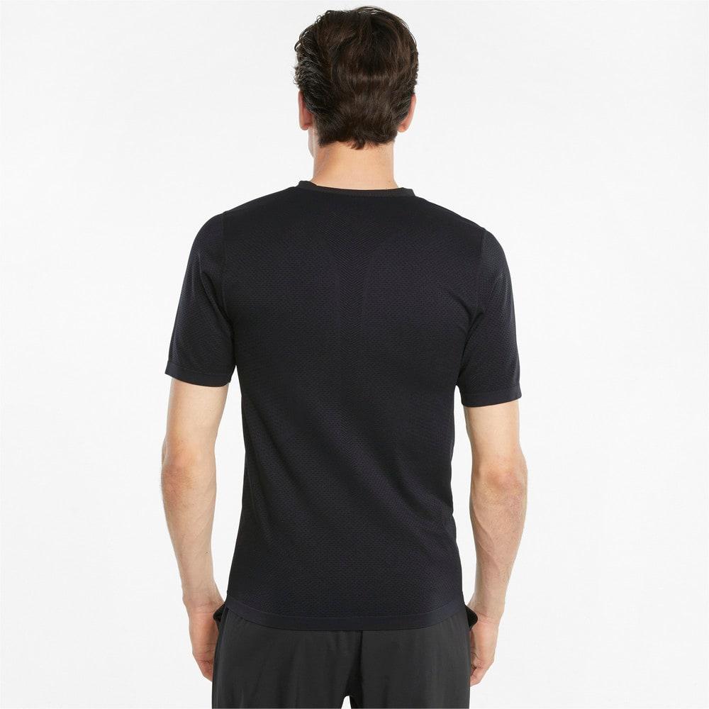 Görüntü Puma EVOKNIT+ Kısa Kollu Erkek Antrenman T-shirt #2