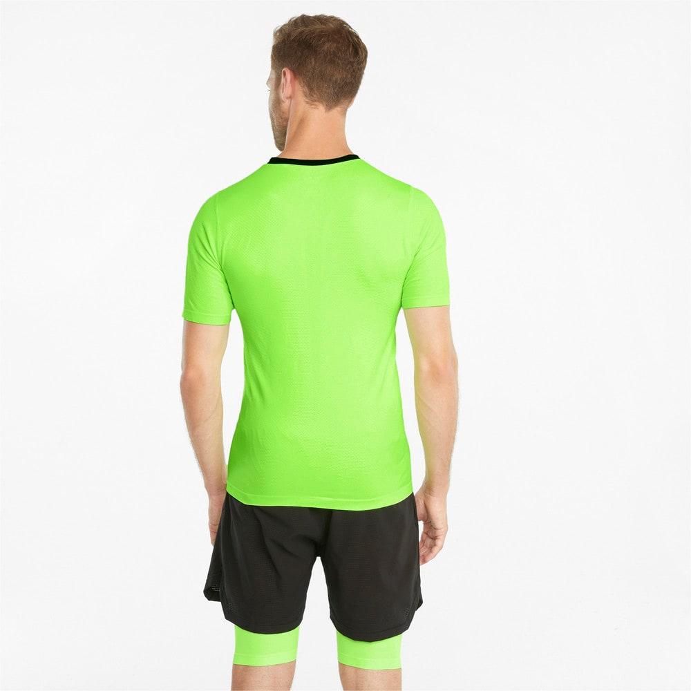 Изображение Puma Футболка EVOKNIT+ Short Sleeve Men's Training Tee #2: Green Glare