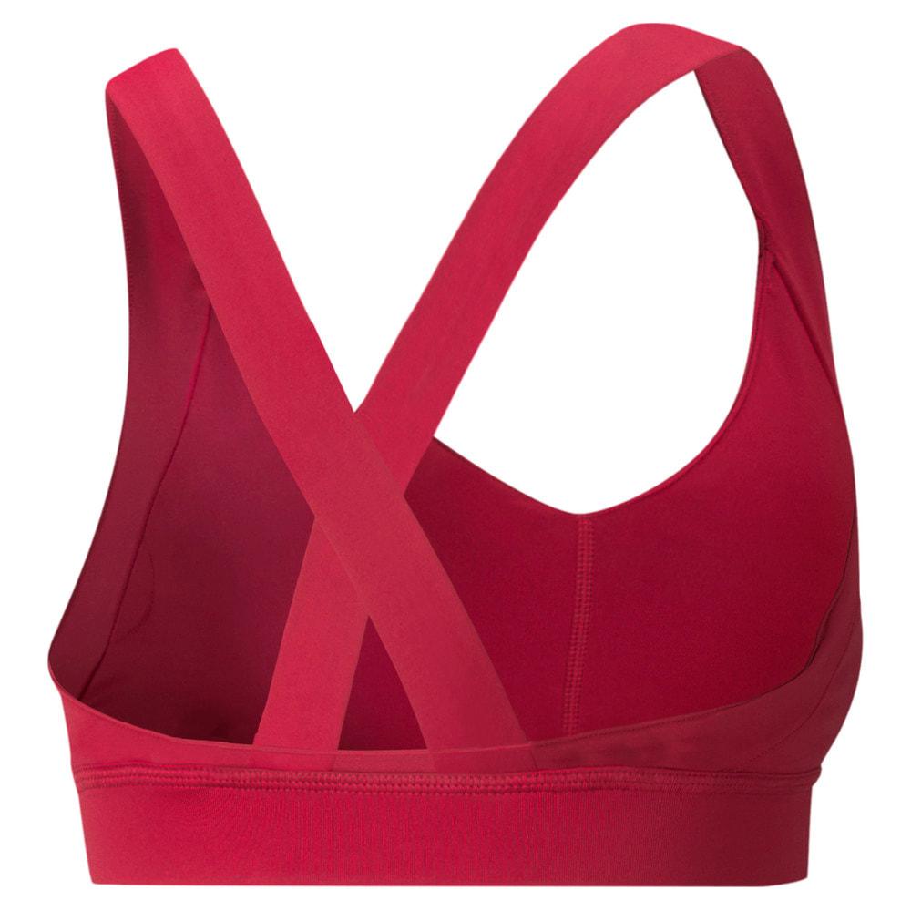 Image Puma Own It Mid Impact Women's Training Sports Bra #2