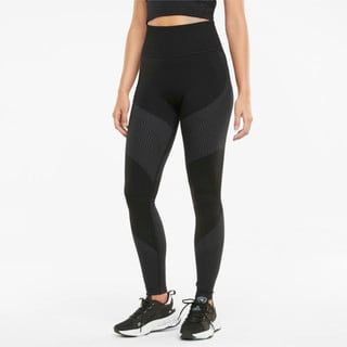 Изображение Puma Леггинсы Seamless High Waist 7/8 Women's Training Leggings